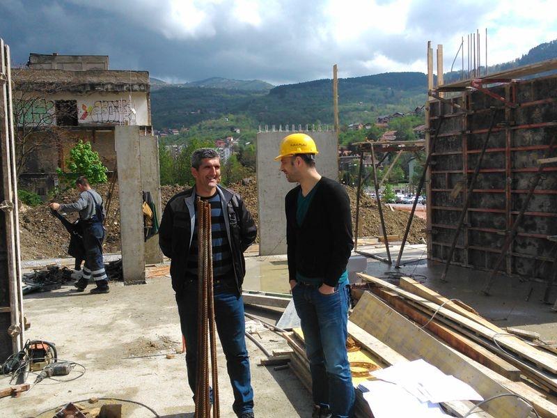 Izgradnja Roditeljske kuće 7
