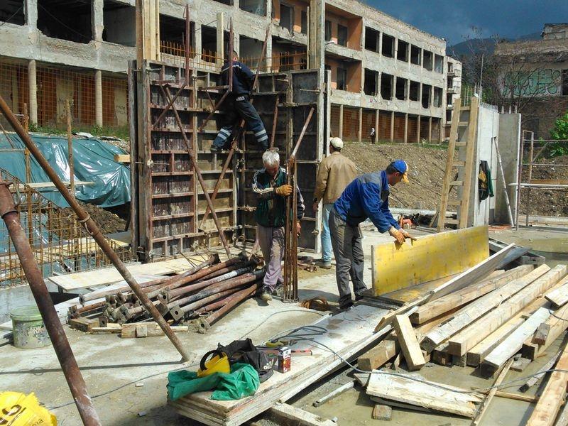 Izgradnja Roditeljske kuće 8