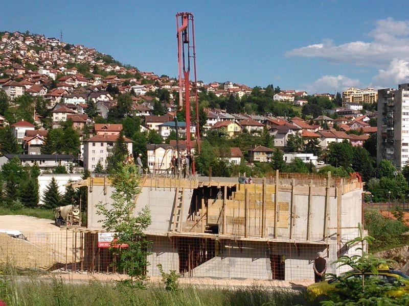 Izgradnja Roditeljske kuće 11