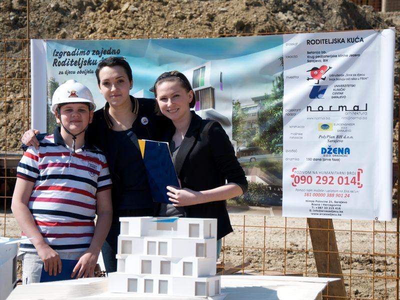 Izgradnja Roditeljske kuće 2