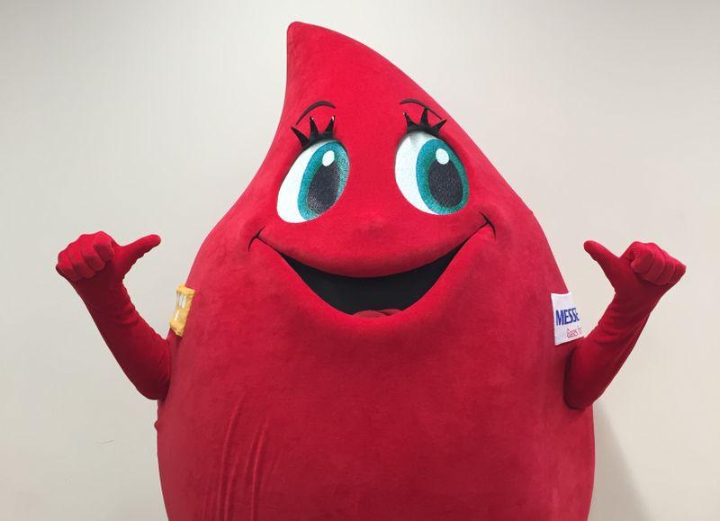 Darujte krv, budite njihov heroj!