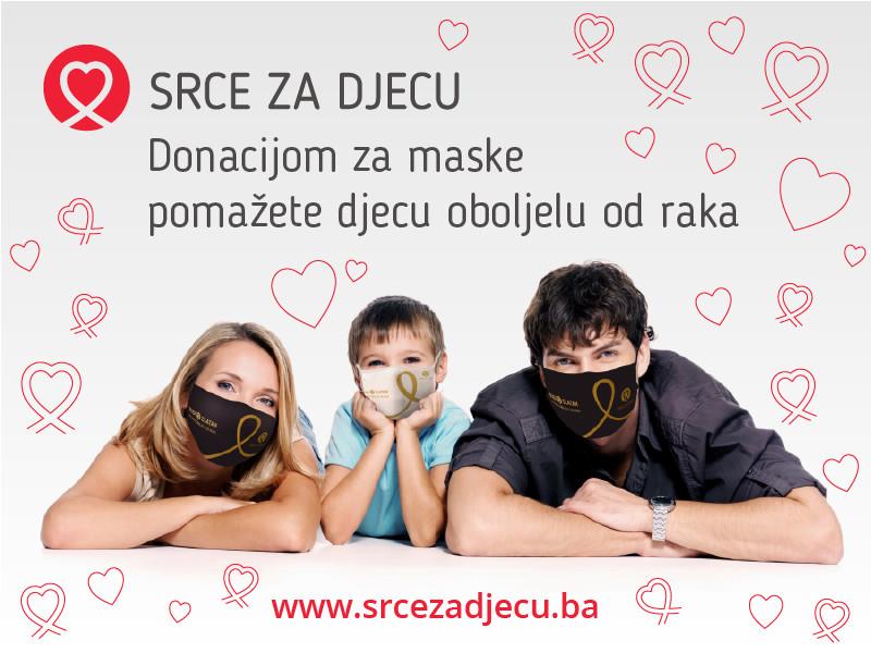 Budi zlatan za djecu oboljelu od raka