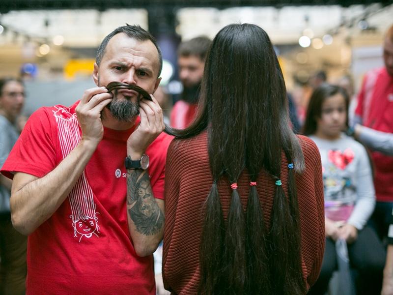 Moja kosa tvoja kosa sa Amrom Džeko u SCC-u 15