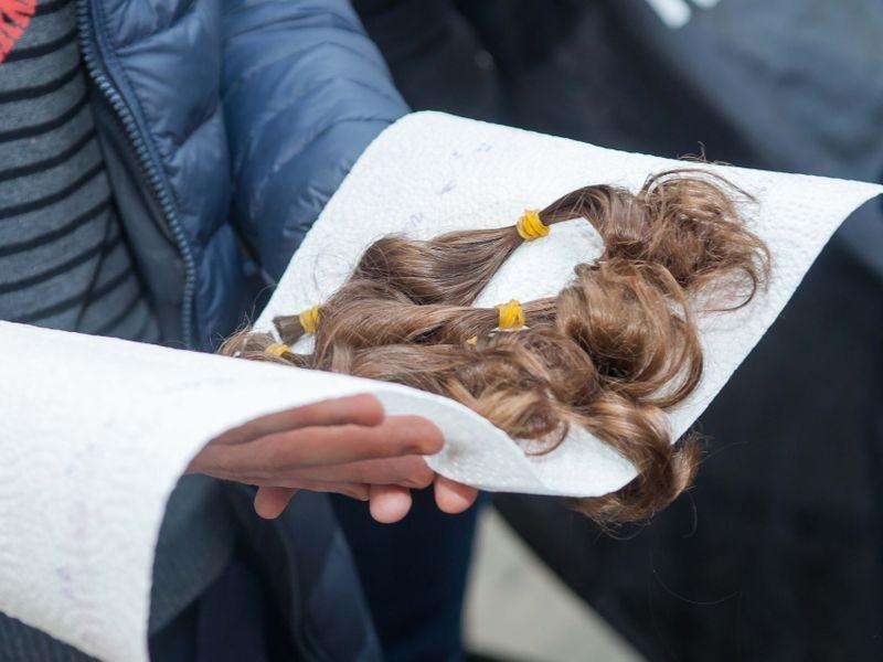 Akcija šišanja i doniranja kose u Tuzli 4