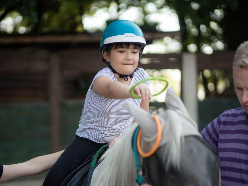 Jahanje kao terapija za djecu oboljelu od raka 8